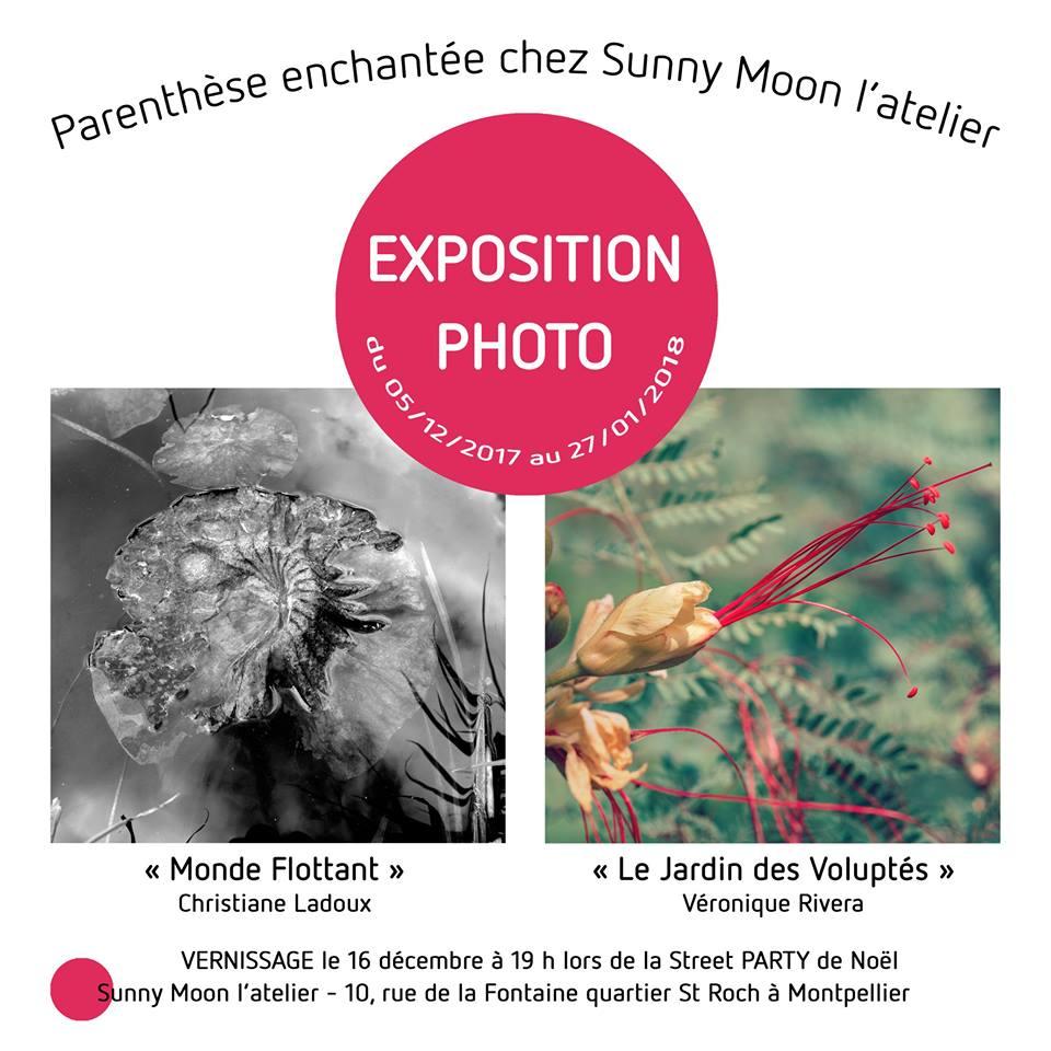 flyer exposition photo